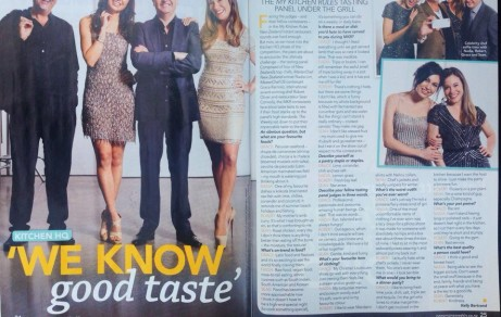 New Zealand Woman's Weekly / MKRNZ