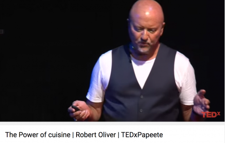 The Power of Cuisine | TEDxPapeete